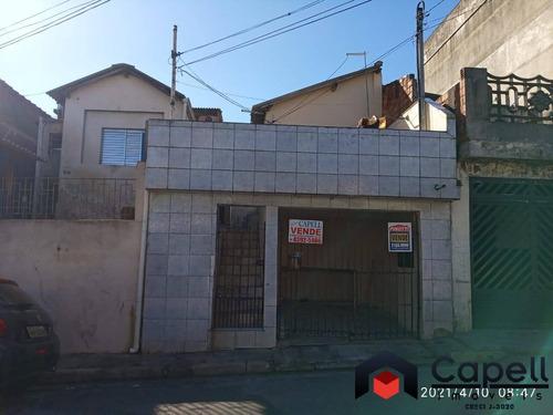 Imagem 1 de 15 de Casa Com 2 Residencias No Vila Rosa/ Indepêndencia -sbc-sp - 1906