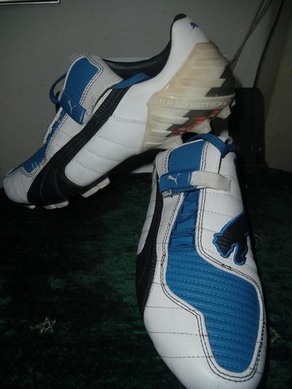 Zapatos Futbol Caballero Talla 40 Puma Cell Protection 60v
