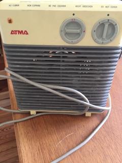 Caloventor Atma Ac. 833