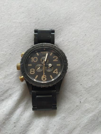Relógio Nixon Preto