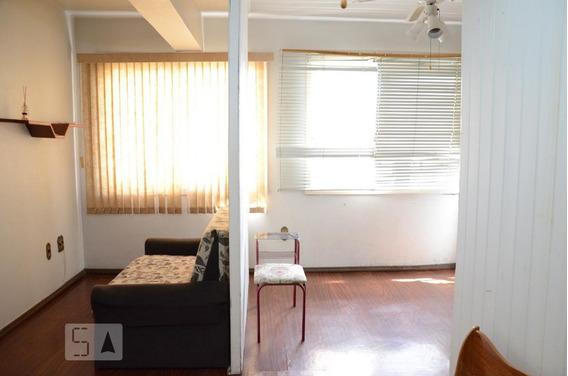 Apartamento Para Aluguel - Centro, 1 Quarto, 39 - 893042261