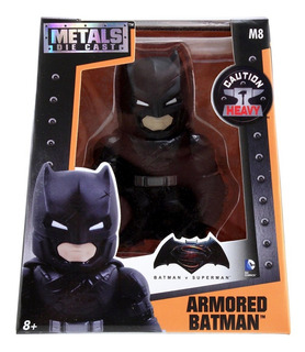 Figura Metals Batman Armor Alternate 11cm