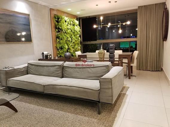 Apartamento - Vila Da Serra - Ref: 18241 - V-bhb18241