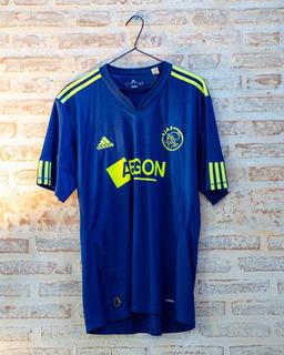 Camisa Ajax 10/11 #16 Suarez