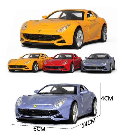 Miniatura Ferrari Metal Escala 1;43