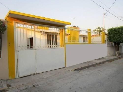 Casa En Un Nivel En Venta, En Jiutepec Morelos.