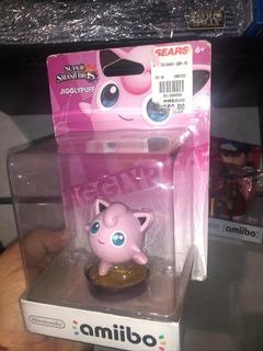 Amiibo Jigglypuff Super Smash Bros