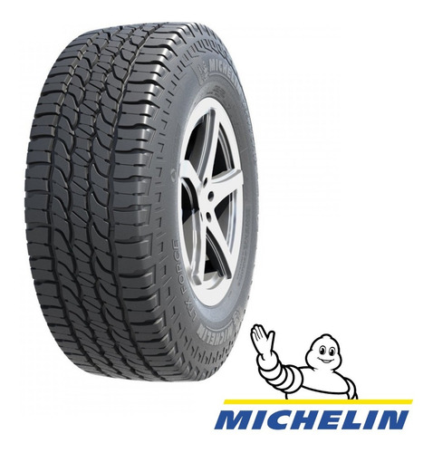 Michelin Ltx Force Capacida De Tracción Y Robustez 265/70r16