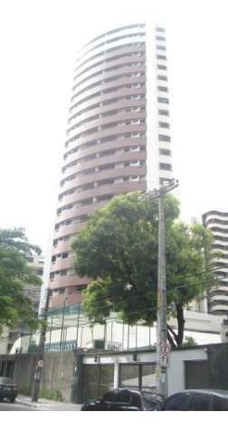 Apartamento Em Rosarinho, Recife/pe De 118m² 3 Quartos Para Locação R$ 2.250,00/mes - Ap386573