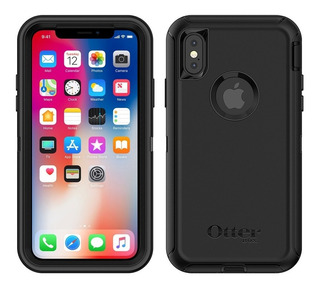 Funda Otterbox Survivor iPhone 6 7 8 Plus X Xs Max Uso Rudo