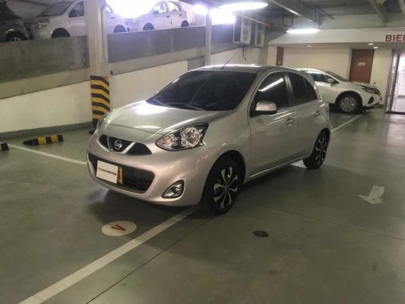Nissan March Sense Mec Gasolina - Gas