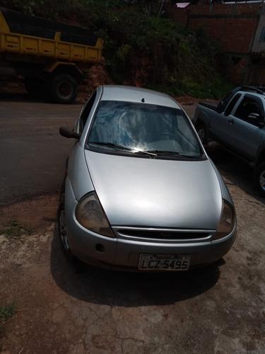 Imagem 1 de 4 de Ford Ka Ano2000 Completo Motor Zetekrocan