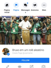 Página Facebook 12k Futebol