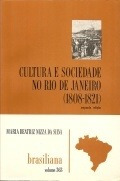 Cultura E Sociedade No Rio De Janeiro (1 Maria Beatriz Nizz