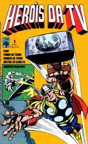 Heróis Da Tv Completo 1979 Editora Abril Digital