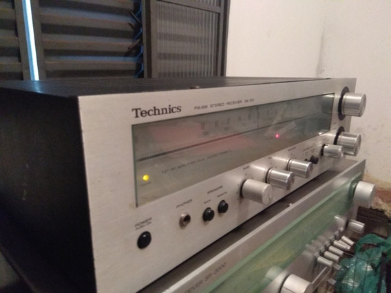 Receiver Technics Sa 100/cce/gradiente/sansui/kenwood/sony