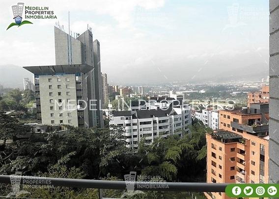 Arrendamiento Amoblados Por Meses Medellín Cód: 4264