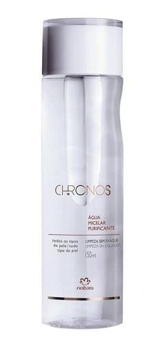 Agua Micelar Chronos Natura
