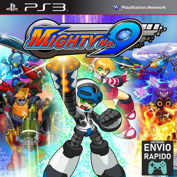 Mighty N9 Portugues - Jogos Ps3 Play 3