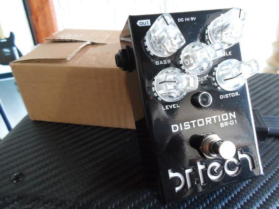 Pedal Br Tech Pedal Br1 Distortion