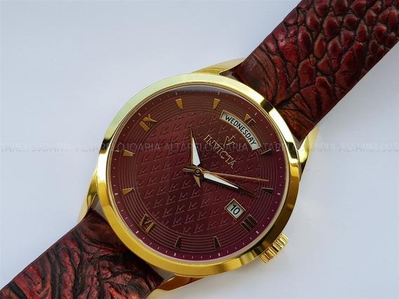 Relógio Feminino Invicta Vintage 18472 Calendário