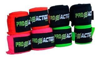 Bandagem Elastica Muay Thai Luta 3 Metros Proaction