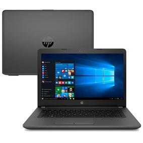 Notebook Hp 246 G6 - 14 Intel Core I3-7020u, 4gb, Hd 500gb
