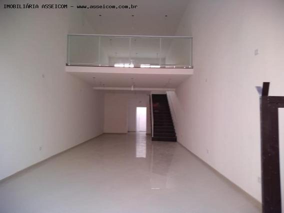 Comercial Para Locação Em Suzano, Centro, 2 Banheiros - 506