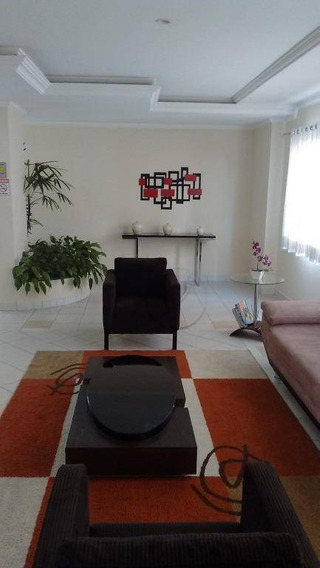 Apartamento Campestre 2 Dormitórios Sala De Estar E Jantar Integradas Sacada, Cozinha Uma Vaga Para Alugar, 60 M² Por R$ 1.200,00/mês - Ap6807