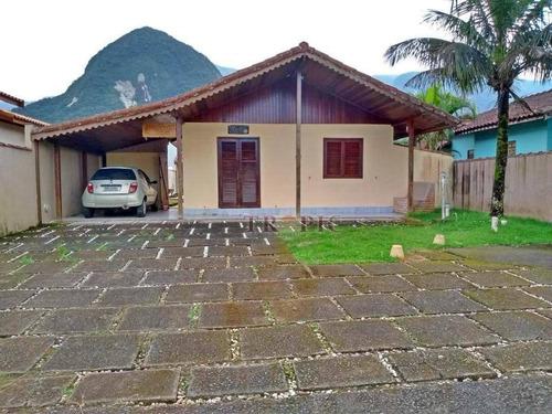 Casa Com 4 Dormitórios À Venda, 112 M² Por R$ 650.000,00 - Morada Praia - Bertioga/sp - Ca0293