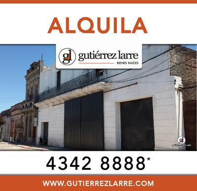 Predio Exclusivo En El Centro De San José, Comercial