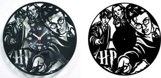 Reloj Harry Potter Vector Para Corte Archivo Digital