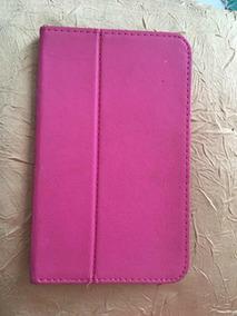 Case Rosa Para Tablet Tab 3 Da Samsung