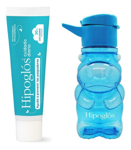 Hipoglos Andromaco Cuidado Diario 30grs + Regalo Botella