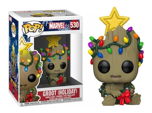 Funko Pop Marvel Groot Holiday (530)