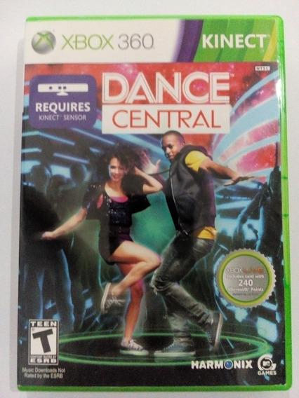 Dance Central P/ Xbox 360 Original Frete Cr $14 Veja