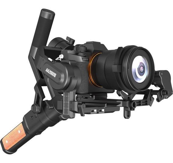 Estabilizador De Imagem Dslr Feiyutech Ak2000s 2200g Gimbal