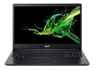 Notebook Acer Aspire Intel N4000 4gb 64gb Emmc Windows 10