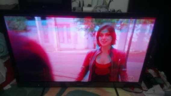 Tv Led Sony Bravia 40 Pol Mod 40ex525 Com Defeito