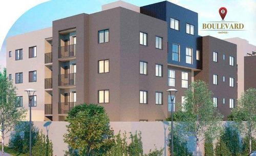 Apartamentos Due City, Com 2 Dormitórios À Venda A Partir R$ 261.900 - Campo Comprido - Curitiba/pr - Ap0378