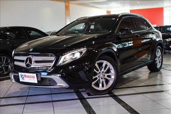 Mercedes-benz Gla 200 1.6 Cgi Advance 16v Turbo