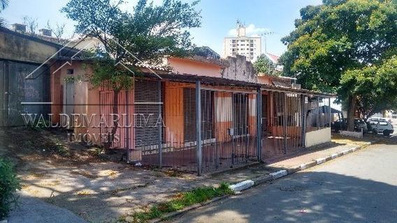 Terreno - Jardim Monte Alegre - Ref: 5924 - V-5924