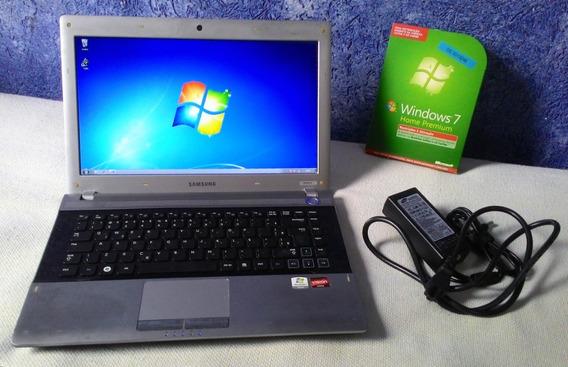 Notebook Samsung Rv 415 Com Windows 7 Original