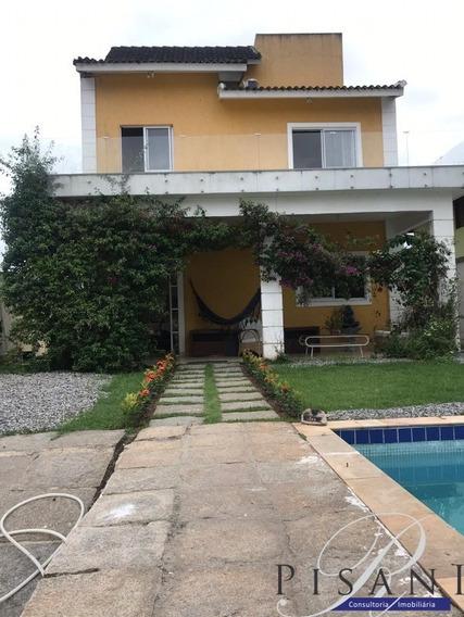 Recreio, Otima Casa Duplex, 4 Quartos (2 Suites) + Dependencia Completa - Ca00787