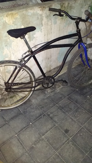 Bicicleta Plallera 26 Impecable Freno