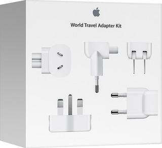 Apple World Travel Kit - Set De Enchufes