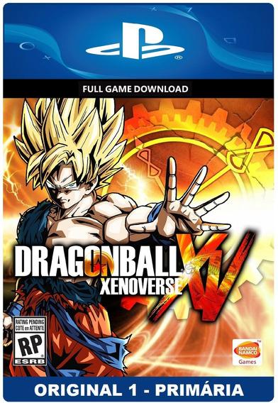 Dragon Ball Xenoverse - Ps4 - Digital 1