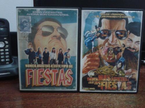 Nunca Asistas A Este Tipo De Fiestas-coleccion-dvd-2009