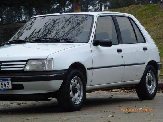 Peugeot 205 Gr 1.4 Año 92 Solo 2 Dueños