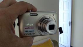Camera Fotográfica Nikon Perfeita